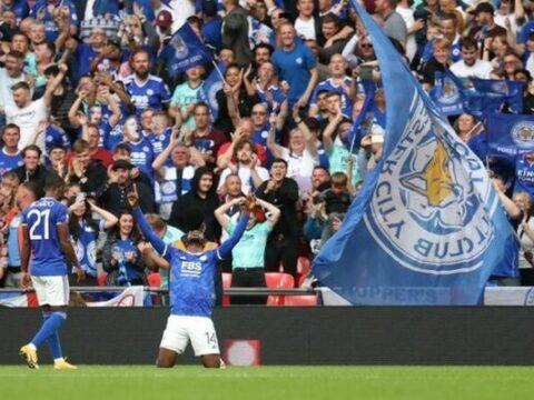 Leicester winner