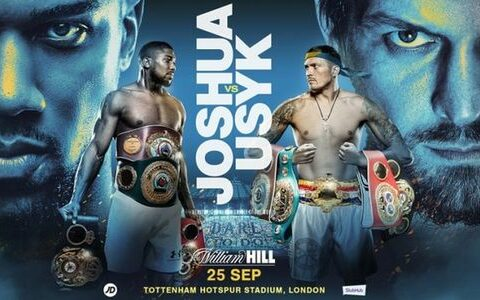 Main fight of the year: Usyk - Joshua