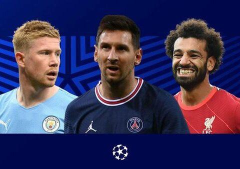Champions League 3 - round.